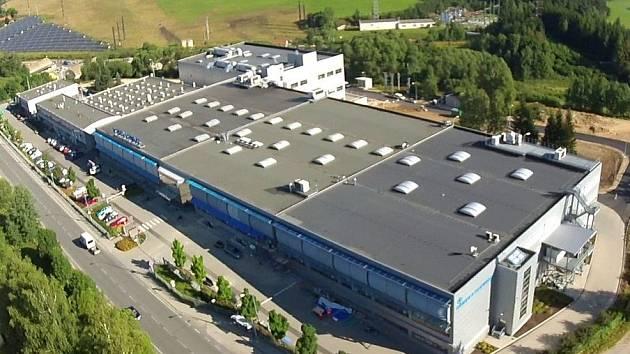 ROHDE & SCHWARZ ve Vimperku je jedním z největších zaměstnavatelů na Prachaticku. Stojí na rozloze 42 tisíc m2.