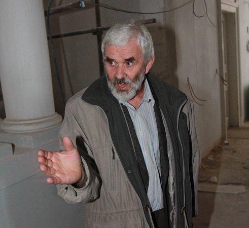 Pavel Šafr, ředitel Jihočeského muzea, oznámil, že po 23letech končí ve funkci.