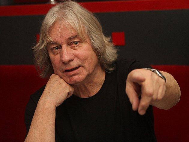 Pavel Žalman Lohonka měl 23.března koncert ke svým 70.narozeninám včeskobudějovickém Metropolu.