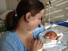 Kateřina Homolková,  Žár, 1. 2. 2008 v 15.55 h