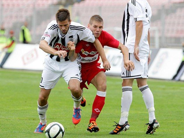 V Brně fotbalisté Dynama neuspěli, ve středčním poháru v Domažlicích by se chtěli odrazit k lepším zítřkům.