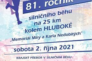 Plakát závodu.