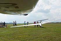 Létání pro Hradec