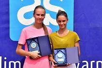 Neradová vyhrála turnaj ITF juniorek v Mariboru.