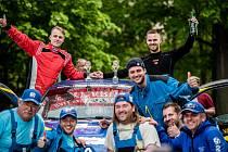 Patrik Janeček (nejen) o Rallye Český Krumlov.