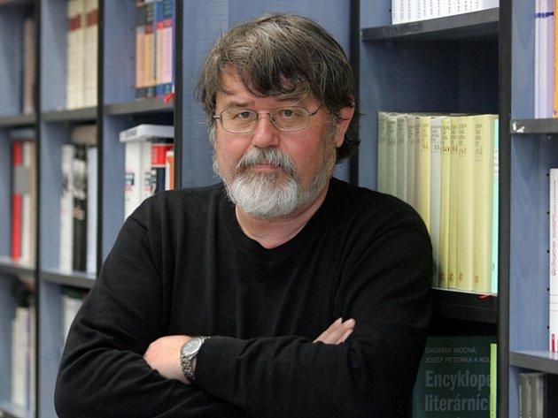 Historik Petr Čornej je největším domácím odborníkem na husitství.
