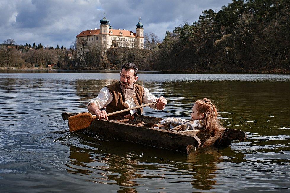 Natáčení začalo v Mníšku pod Brdy