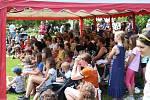 V Hosíně na Českobudějovicku se 26. června 2020 konala další akce zasvěcená zvonům a dobré zábavě.