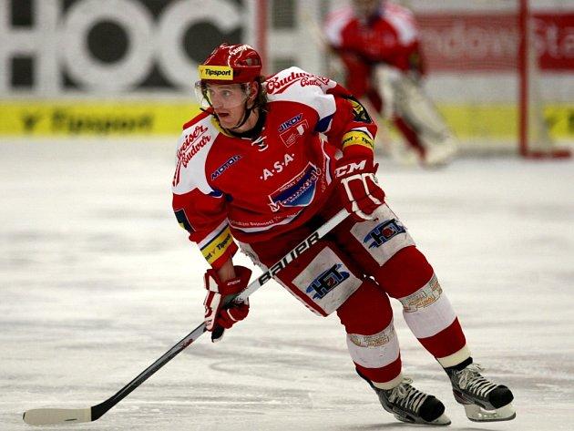 Jakub Langhammer dal v Pardubicích dva góly.