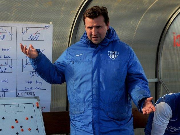 Fotbalisty Táborska na jaře v roli hlavníhjo trenéra povede Petr Frňka.