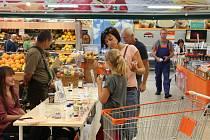 Na pátek 15.9. zve českobudějovické Terno všechny příznivce potravin vyrobených nebo vypěstovaných vnašem jihočeském regionu.