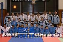 TJ Karate České Budějovice se v celkovém hodnocení mistrovství České republiky stala letos nejúspěšnějším oddílem u nás!