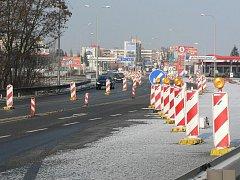 Propojení okruhů má přivést auta od Třeboně přímo na Nádražní ulici v Českých Budějovicích.