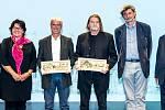 Cena Architekt obci 2020 byla předána architektovi Jaromíru Kročákovi za mnohaletou profesionální práci architekta a podporu kvalitní architektury v regionu.