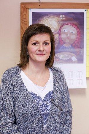 Veronika Drdáková, bývalá produkční MěXus Sezimovo Ústí. Její pozice byla zrušena.