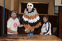 V Sokolovně na Sokolském ostrově v Českých Budějovicích se konaly již 26. dětské šibřinky v sobotu 18. února 2017. Kromě tance a soutěží pro děti, přinesly i poučení o historii Sokola na nástěnkách v předsálí. Sokol si 16. února připomněl 155 let trvání.