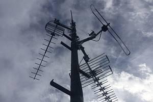 Televizní vysílání na území ČR přechází na formát DVB-T2.