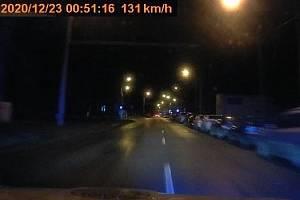 Budějovické strážníky zaměstnali neukáznění řidiči, jeden ujížděl městem.