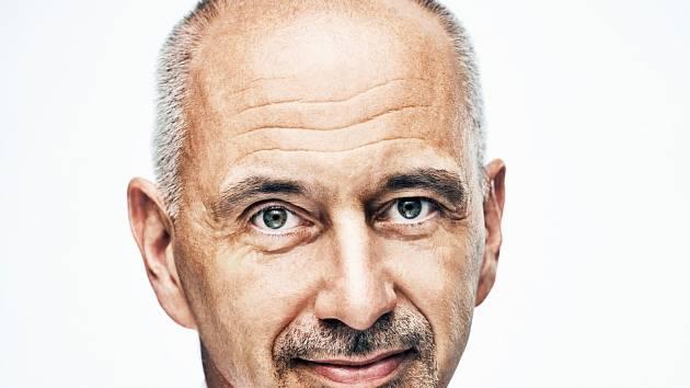 Martin Kuba, lídr jihočeské kandidátky ODS pro krajské volby.
