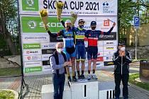 Český pohár na silnici v Mladé Vožici