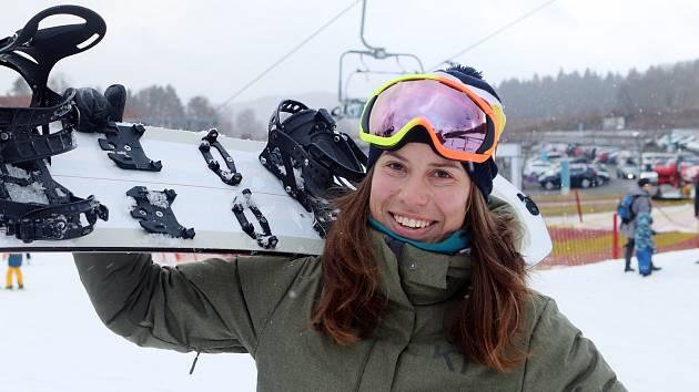 Umění olympijské šampiónky Evy Samkové a dalších světových mistrů snowboardcrossu nebude v areálu v Dolní Moravě v zimě k vidění. Pořadatele byli donuceni akci zrušit.