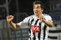 Jaroslav Machovec dal proti Viktorii Jirny jediný gól strakonické farmy Dynama.