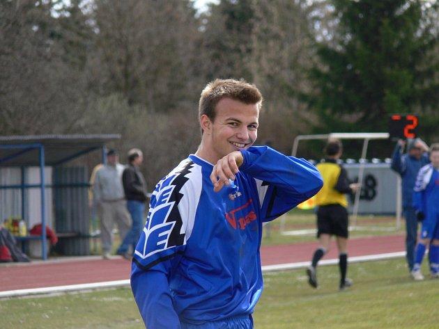 Antonín Arnold v zimě změnil dres, se Čtyřmi Dvory zahájil jarní sezonu v I. A  vítězstvím.