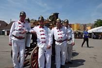 V sobotu se ve Zlivi uskutečnily oslavy 120. výročí vzniku SDH Zliv.