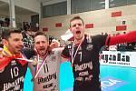 Nejlepším týmem v Českém poháru je Jihostroj České Budějovice.