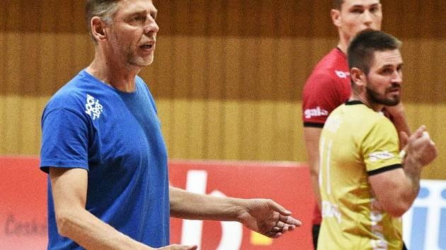René Dvořák připravuje Jihostroj na premiéru.