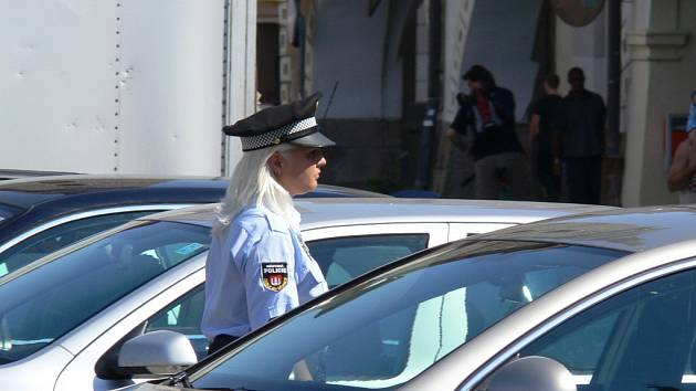 V příštím roce přibude strážníků českobudějovicé městské policie.
