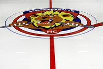 Logo hokejového týmu.