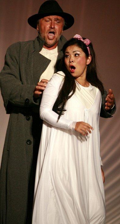 Opera Jihočeského divadla uvede 3. srpna před otáčivým hledištěm premiéru opery Rigoletto.