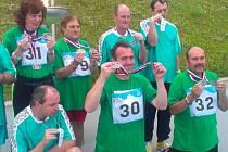 Jihočeši se na olympiádě hendikepovaných sportovců v Brně neztratili.