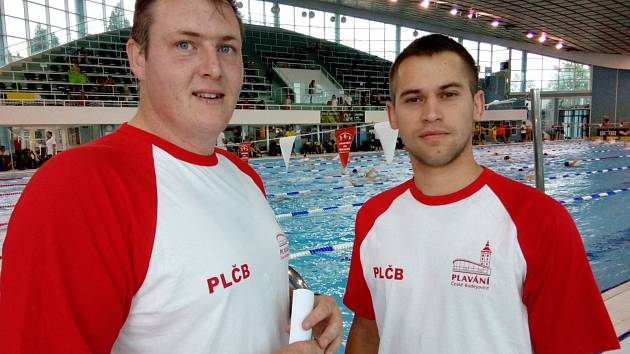 Filip Pytel a Tomáš Vymyslický