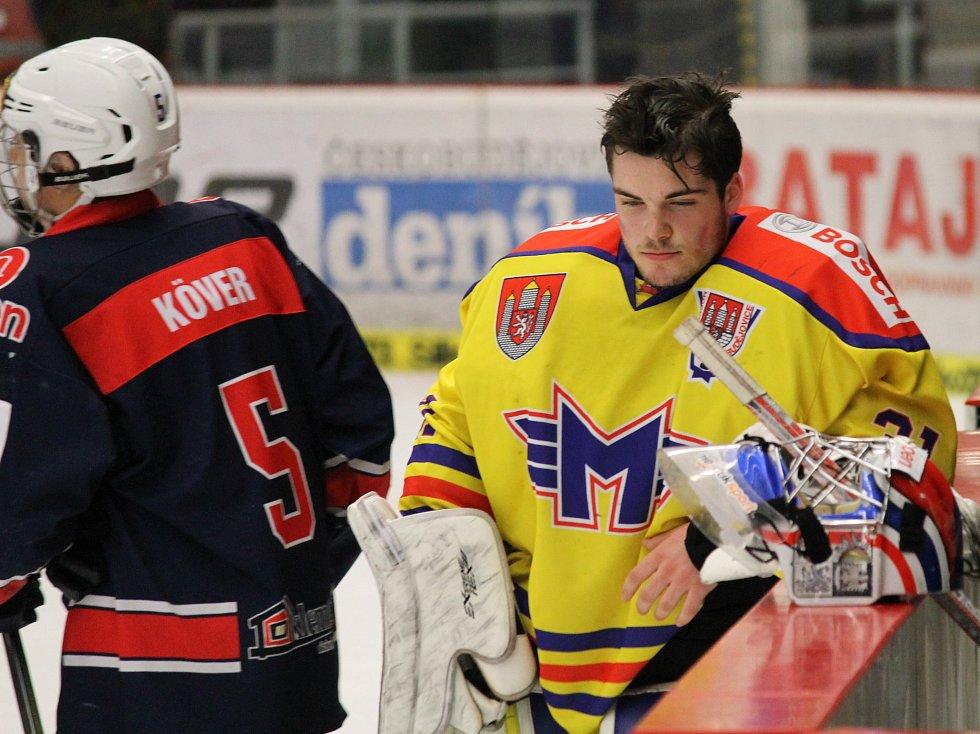 V extralize staršího dorostu Motor skončil v osmifinále na hokejkách Pirátů Chomutov (0:3). Jak daleko dojde mladší dorost, který začíná play off doma s Letňany?