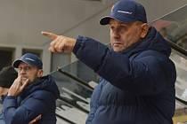 VLÁDCEM táborské střídačky je Tomáš Matušík