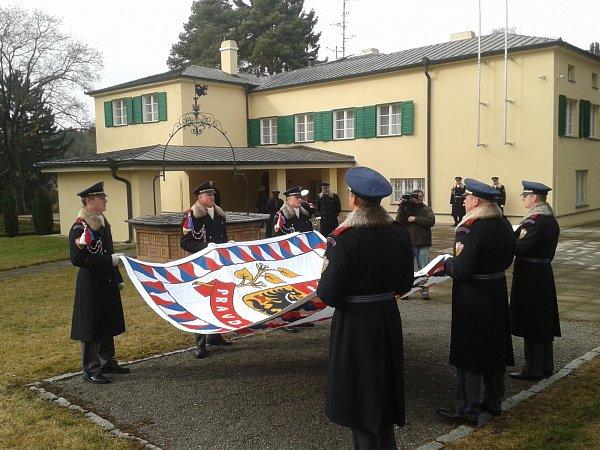 Návštěva Miloše Zemana vSezimově Ústí