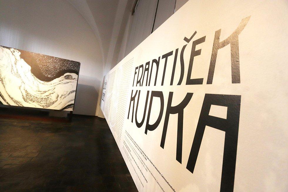 František Kupka v Alšově jihočeské galerii.