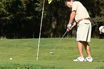 Golf dostává prostor také v Českých Budějovicích.