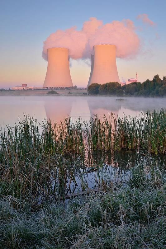 Před dvaceti lety vyrobil Temelín první elektřinu. Aktuálně svojí bezemisní výrobou kryje pětinu české spotřeby. Foto: JE Temelín