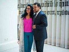 V pátek začíná 26. ročník Mezinárodního hudebního festivalu Český Krumlov koncertem operní divy Angely Gheorghiu a mexického pěvce Ramóna Vargase.