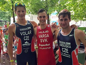 Linduška obsadil na ME 5. v triatlonu místo