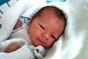 Do Nové Vsi u Křemže odjel z porodnice Jakub Cába. Maminka Jana Lieblová jej porodila 20. 11. 2018 ve 23.45 h., vážil 3,50 kg. Doma na něj čekal 2letý brácha Petr.