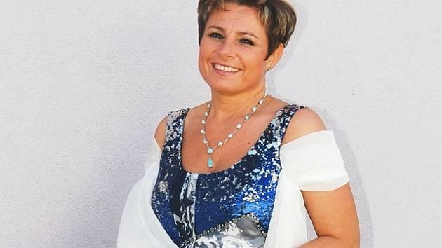 Olga Baričičová.