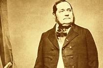 Od úmrtí spisovatele Adalberta Stiftera uplynulo 28. ledna 2013 přesně 145 let. Portrét je z roku 1863.