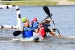V sobotu, 9. září, se na levém břehu řeky sešli milovníci vodních sportů z Týna nad Vltavou a okolí 2. vltavotýnských vodáckých slavnostech. Součástí slavností byl i závod Mezi Mosty a LAKER Marathon.