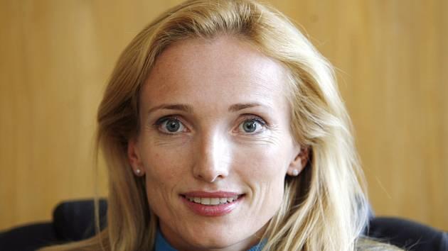 Ředitelka jihočeské agrární komory Hana Hricová chce pokračovat v propagaci kvalitních potravin z jižních Čech.