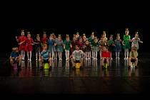 Baletní škola Jihočeského divadla pořádá vystoupení, tzv. Koncert baletní školy, který se koná letos v neděli 3. června.