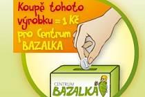 Nákupem v prodejnách Trefa podpoříte českobudějovické Centrum BAZALKA.